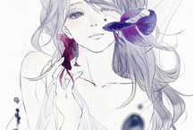Anime art~ :3