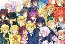 Pandora Hearts ~*O* / This is the best Anime for me *~*