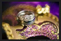 Mardi Gras/ Carnivale Wedding Inspiration
