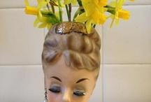 miniature flowers,vases,bouquets