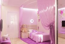 pink rooms