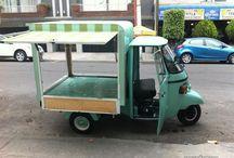 Cofe cart