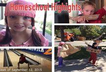 Homeschool Highlights