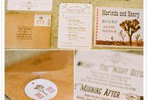 Invitations  / by Lada Mallada