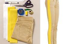 Customização roupas e acessórios