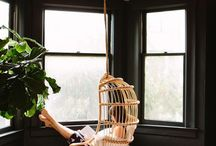 Hanging Chairs and Swings