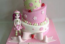 Strawberry cake / Strawberry cake