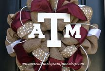 Gig 'em! / by Connie Caveness
