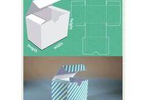Krabičky a balíčky