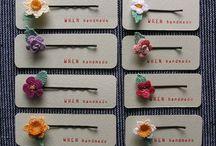 barrette crochet