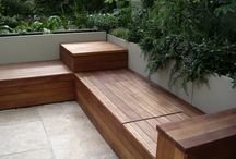 bench seat for backyard