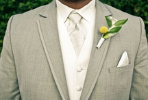 Wedding Fashion - Men / by Allison Kline