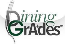 Restaurant Ratings/Reviews / Rate and review restaurants based on cleanliness at http://www.dininggrades.com / by Dining Grades
