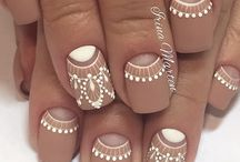 Nailart short nails