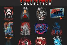 Horror Collection / by TeeFury