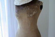 Dress forms / by Roberta Butcher Perpich