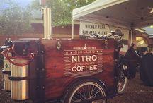 Nitro Coffee / Inspiration for Nitro Coffee