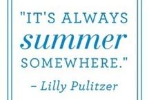 Dreamer's Summer/ R&Rs / by Gabrielle Pentalow