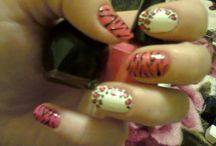 my creations / nail art