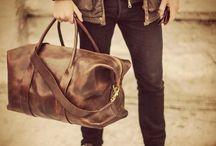 Moda do Lucky / Painel onde guardo modelos de roupas e acessórios que me agradam