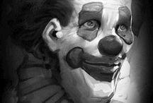 ...clowns....