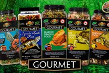Reptile Foods / Vitamins, Nutrients, and Nourishment are key to keeping your pets alive and healthy. Get'em started off right with nutritious Zoo Med Reptile Foods! / by Zoo Med Laboratories