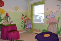 Ideas for Grand daughters room