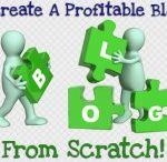 Create A Profitable Blog From Scratch ! ~ KennyBoykin.com / http://kennyboykin.com/create-profitable-blog-from-scratch/  How to Create a profitable Blog from Scratch. #startblog #createblog #buildblog  / by Kenny Boykin