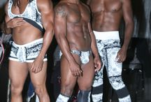 PMAC Make Up Artist Event Men's Fashions / Designer to be determined. Men fashion walked the floor at 200 Peachtree a popular venue for a variety of event in Atlanta #Fashion #Models