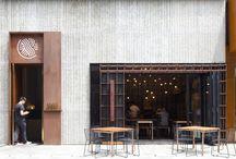 facade for shopping