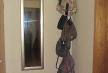 Taschenaufbewahrung