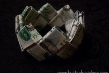 Kasa-składanie banknotów