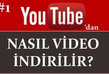 YOUTUBE EĞİTİM SETİ / Youtube'u daha etkin biçimde kullanmak mı istiyorsunuz? Bu sette Youtube hakkında sıkça sorulan sorulara cevap veren 50 eğitim videosu bulunmaktadır. Daha fazlası için hemen Youtube kanalıma abone olun! http://bit.ly/youtubedersleri