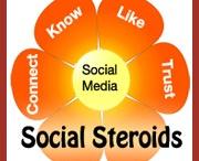 Social Media / Your Business On Social Media Steroids