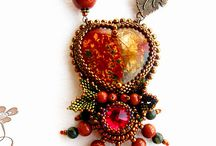 Jewelry (hand made) / This board is collection of beautiful and a little different / by Brenda Davis