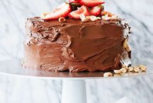 choklad tårtor