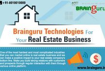 Brainguru Technologies For Your Real Estate Business