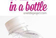 Butelki sensoryczne