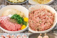 kød (meat)