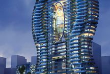 Now That's Architecture / by Halla Rafati
