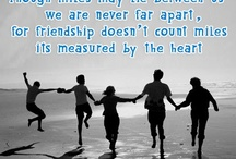 Friends Forever / Friendship quotes and pictures....this is a board to pin things that remind me of my girls... / by Lorri DeBerry
