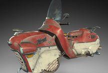motos boladoras