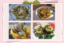 Raccolte ricette verdure
