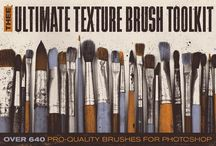 Brushes and Textures