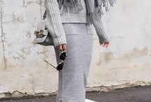 FASHIONABLE GREY