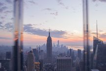NYC / by Tenley Kiger
