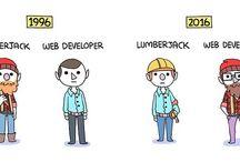 web humor