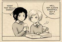 HP Comics