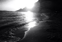 il mondo in bianco e nero / foto