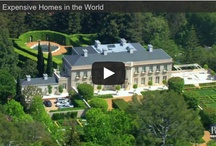 The Worlds Most Expensive Homes / #Expensisve Homes See some of the worlds most expensive homes for sale